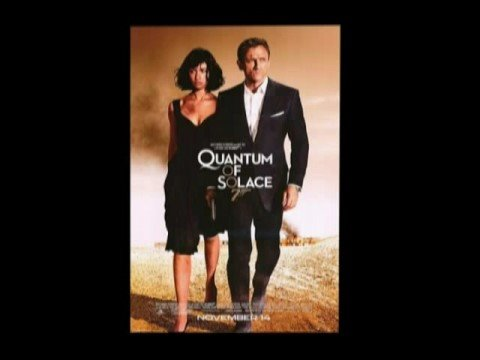 Quantum of Solace Soundtrack-Night at the...