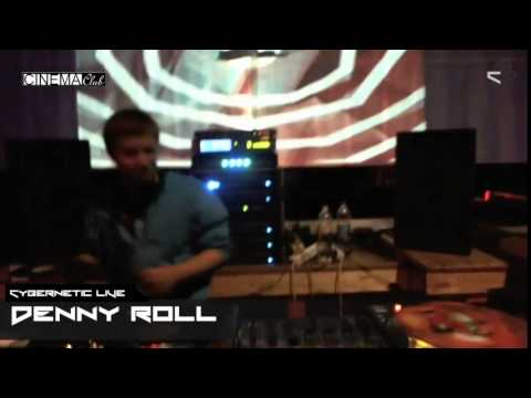 DNB ONLY VINYL NIGHT@Denny Roll
