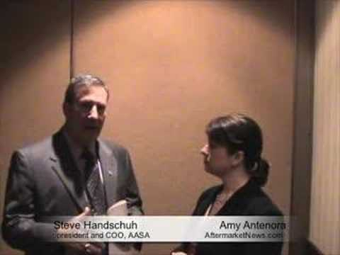 Steve Handschuh, president and COO, AASA