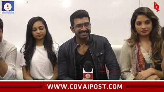 'Thadam' movie cast in an exclusive with The Covai Post
