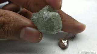 રફ હીરાનો કલર કેવી રીતે ઓળખવો? | HOW TO FIND Rough Diamond Color? | Chintan Dhola