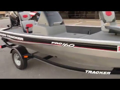 2014 tRACKER PRO TEAM 160, BASS TRACKER, FOR SALE IN TEXAS