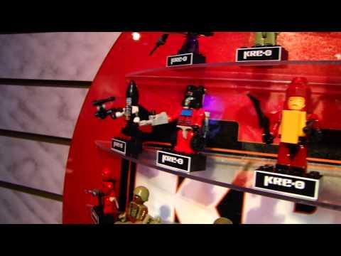 Toy Fair 2013: Transformers Kre-O Kreons