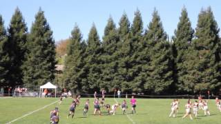 2015 WPL - Berkeley All Blues vs. ORSU (10/31/15)