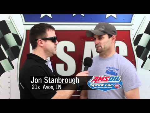 Jon Stanbrough Interview