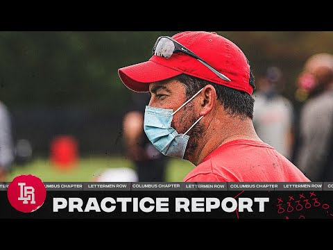 Ohio State: Buckeyes open training camp, position battles heat up