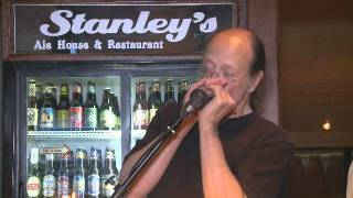 Robert Horn and Dave Camona bring down the house at Stanleys Ale House
