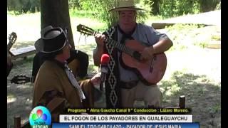 EL FOGON DE LOS PAYADORES EN GUALEGUAYCHU CANCION TITO GARCILAZO