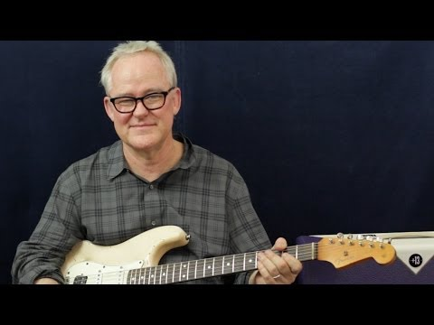 Blues Soloing Over Chords- With Session Guitarist - Tim Pierce - Guitar Lesson