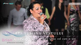 Violeta Lumina Vestului - Nu-i sarac cel care n-are (Hifi LIVE)
