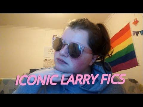 ICONIC LARRY FICS // jen