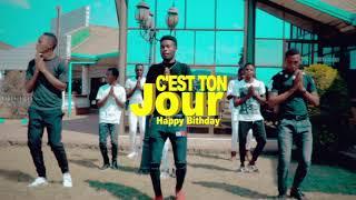 C'est ton jour (happy birthday) vidéo cover dance chorégraphe