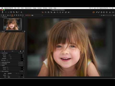 Capture One Pro 10 Webinar | Five Images Five Processes