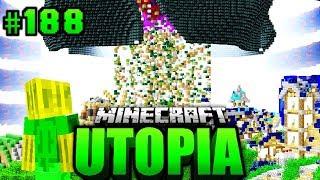 DAS ist... DER WELTENFRESSER?! - Minecraft Utopia #188 [Deutsch/HD]