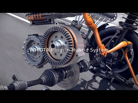 TOYOTA Plug-in Hybrid System | Energy Management