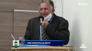 Pronunciamento   Arimateia de Brito   22 10 2020