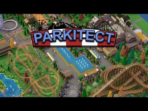 Parkitect - Campaign - Amusement park builder - Live Stream PC