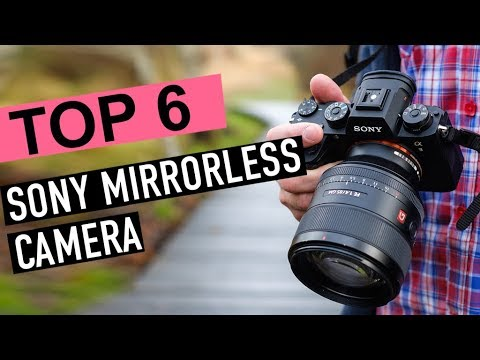 BEST 6: Sony Mirrorless Camera 2019