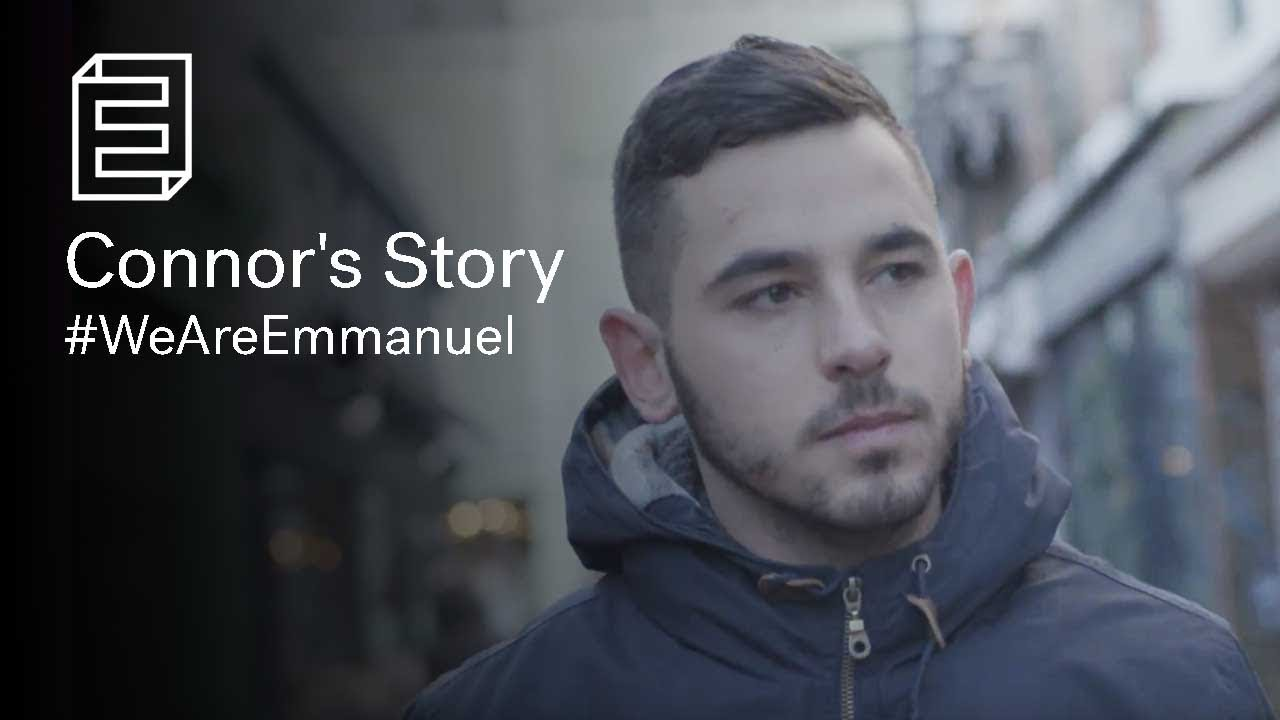 Connor's Story | #WeAreEmmanuel Cover Image