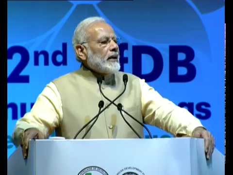 PM Modi's Speech at 52nd African Development Bank Annual meetings, in Gandhinagar, Gujarat