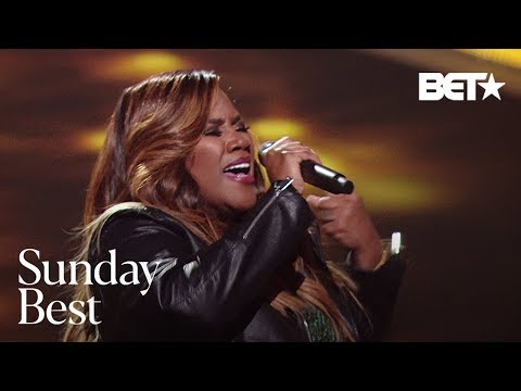 Kelly Price Gives PRAISE With