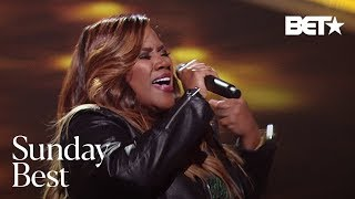 "Kelly Price Gives PRAISE With ""I'm Still Here"" Performance! 