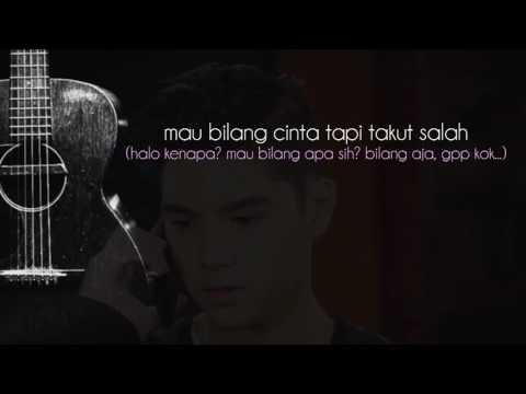 Al Ghazali - Lagu Galau (Official Lyric Video)   Ost. Anak Jalanan