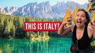 I Burnt My EYEBALLS! Dolomites, Worlds Most Beautiful Mountain | Italy Travel Guide