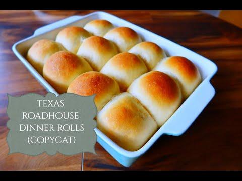 texas roadhouse dinner rolls | copy cat | favorite dinner rolls