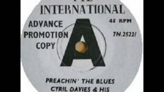 Cyril Davies & His Rhythm & Blues All Stars - Country Line Special