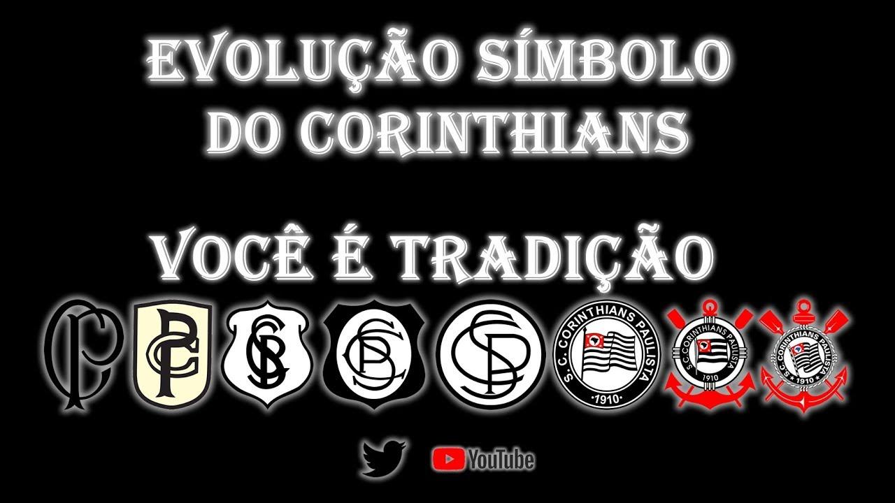 4fc821c968 Evolução Símbolo do Corinthians desde a fundação em 1910 - HD - YouTube