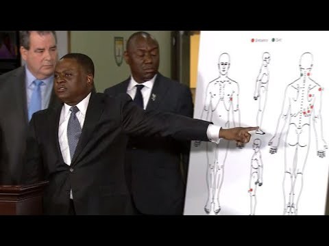 Stephon Clark shot primarily from behind, independent autopsy finds