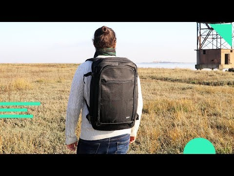AmazonBasics Carry-On Travel Backpack Review | Budget 40L One Bag Travel Pack From Amazon