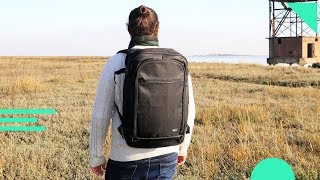 Carry-On Travel Backpack Review | Budget 40L One Bag Travel Pack