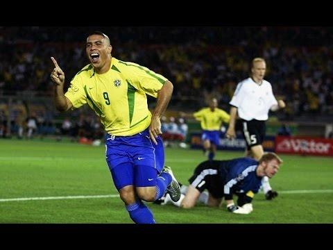 BRAZIL vs GERMANY 2-0 | FIFA WORLD CUP 2002 FINAL | ALL GOALS & HIGHLIGHTS HD