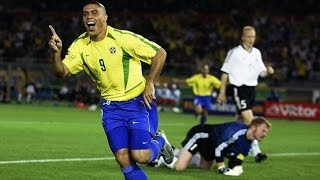BRAZIL vs GERMANY 2-0 | FIFA WORLD CUP 2002 FINAL | ALL GOALS & HIGHLIGHTS HD(Brazil - Germany 2-0 | FIFA World Cup 2002 Final | All Goals & Highlights in HD 720p. No Zoom, Best Quality. BRAZIL STARTING XI: Marcos - Cafu - Edmilson ..., 2016-06-28T06:57:15.000Z)