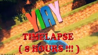 8 Hour Editing Timelapse - jackfilms yiay 370