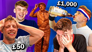 £50 vs. £1,000 House Party (Lockdown Edition)