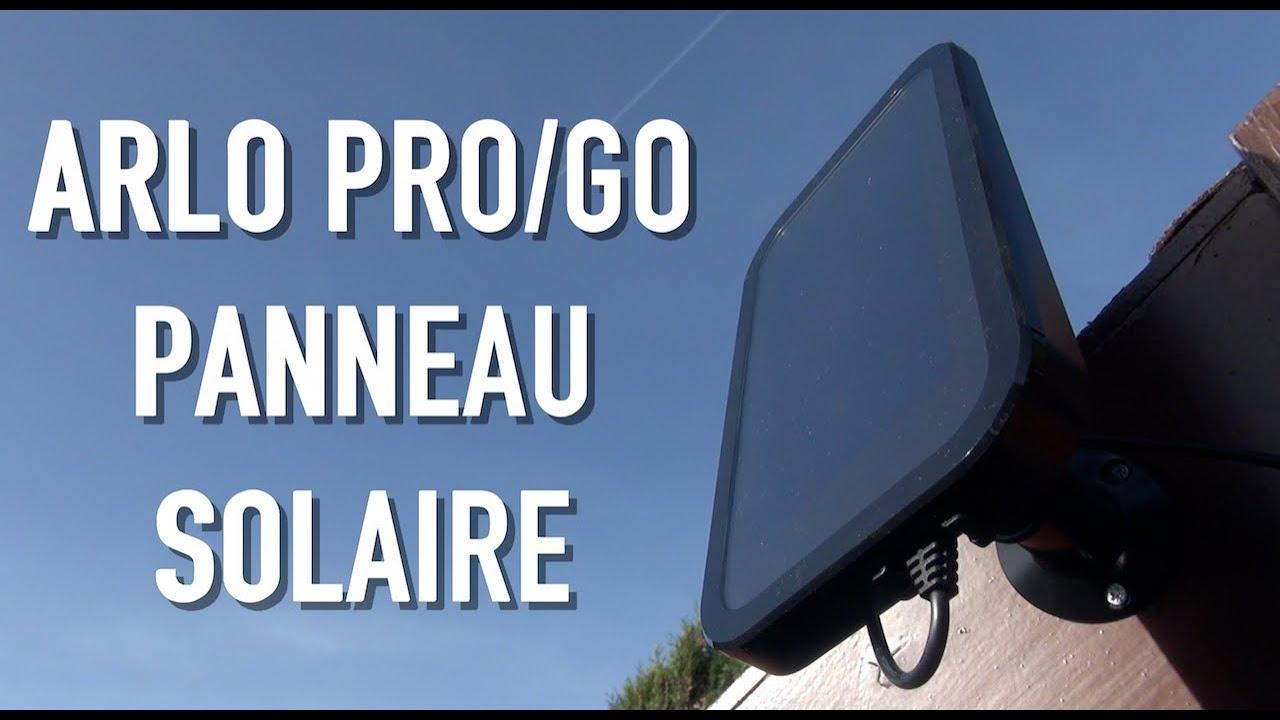NETGEAR - Panneau Solaire pour ARLO PRO/GO