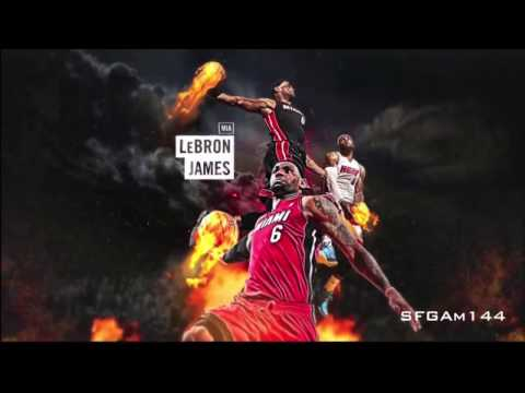 NBA on ESPN Theme | 2014 Eastern Conference Finals: Game 6