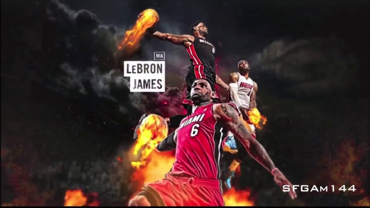 NBA on ESPN Theme | 2014 Eastern Conference Finals: Game 6 ...