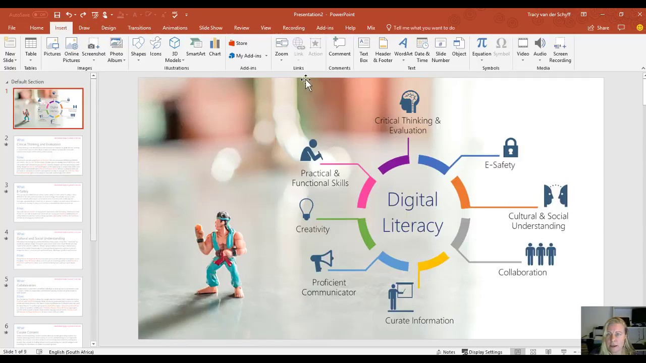 #Microsoft11 Day 11: Use Summary Zoom in PowerPoint to ROCK your  presentations