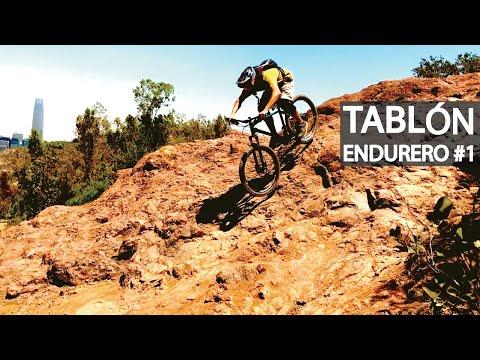Bicicleta Para Principiantes Haciendo Enduro Versión Mejorada! Tablón Endurero #1!