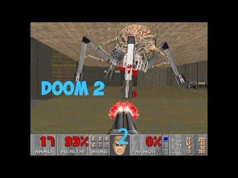 Doom II: Hell on Earth - Сточные туннели