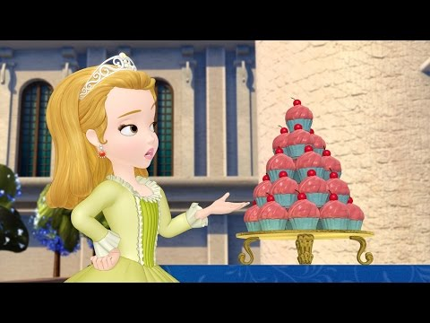Bigger is Better | Sofia the First | Official Music Video | Disney Junior