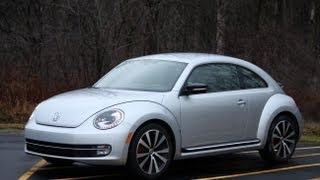2012 Volkswagen Beetle Turbo Review by Automotive Trends