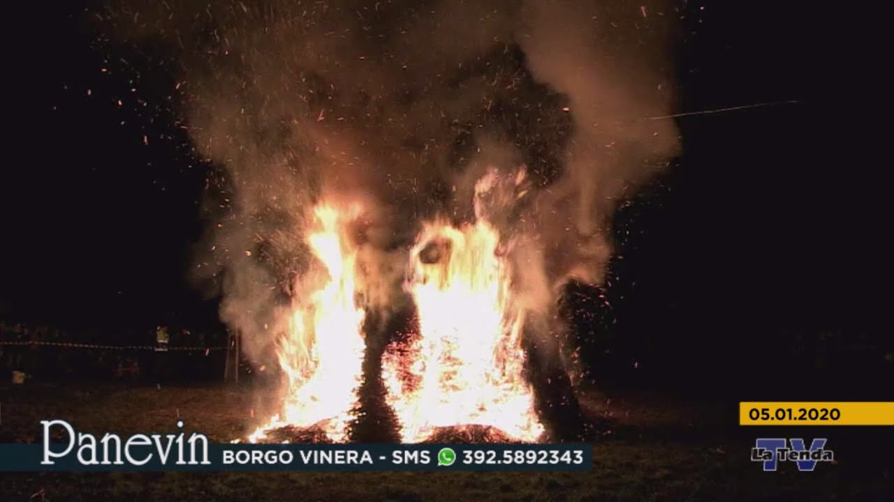 Panevin 2020 - Borgo Vinera - Diretta