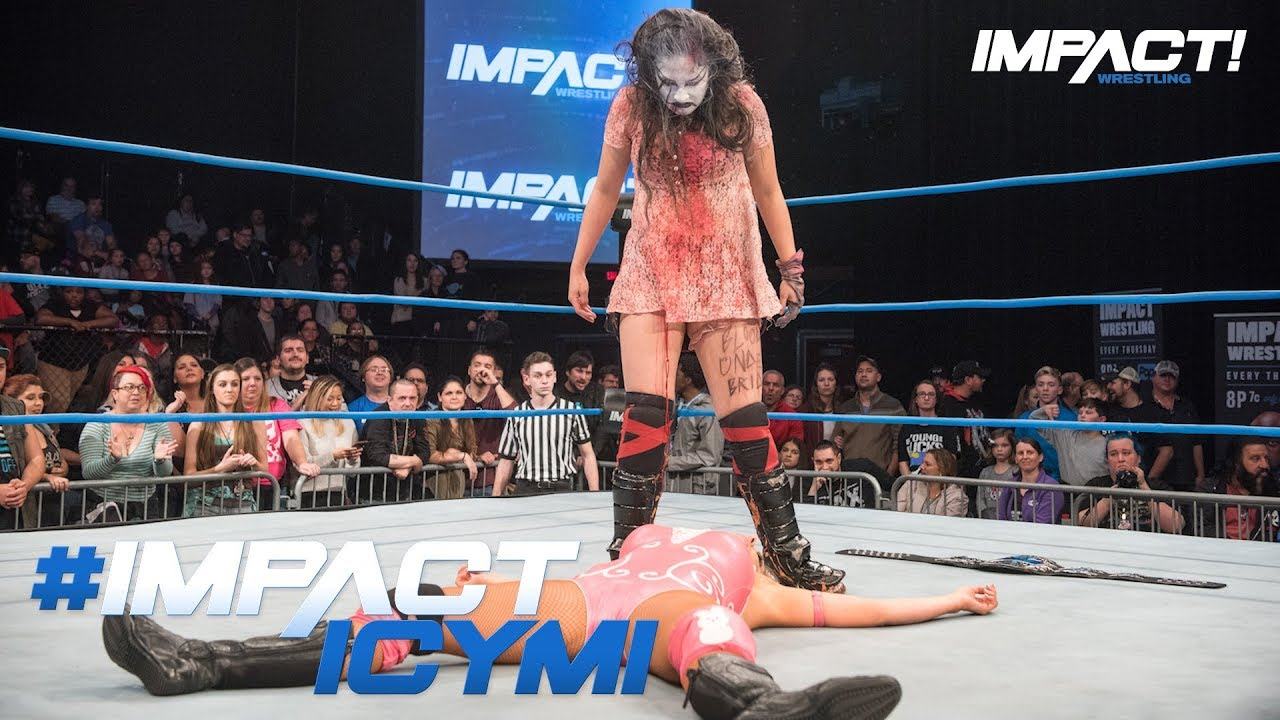 The Mysterious Su Yung Debuts To Annihilate Allie IMPACT