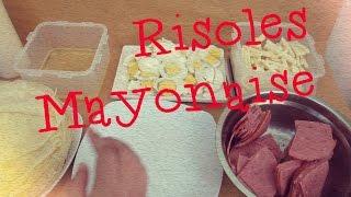 Risoles Mayonnaise   Cara Membuat Risoles Mayones - Risol Mayo