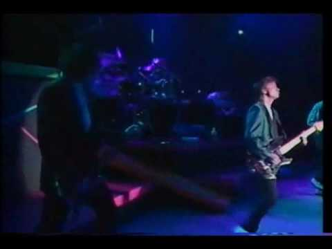 Huey Lewis and The News - Perfect World (live)